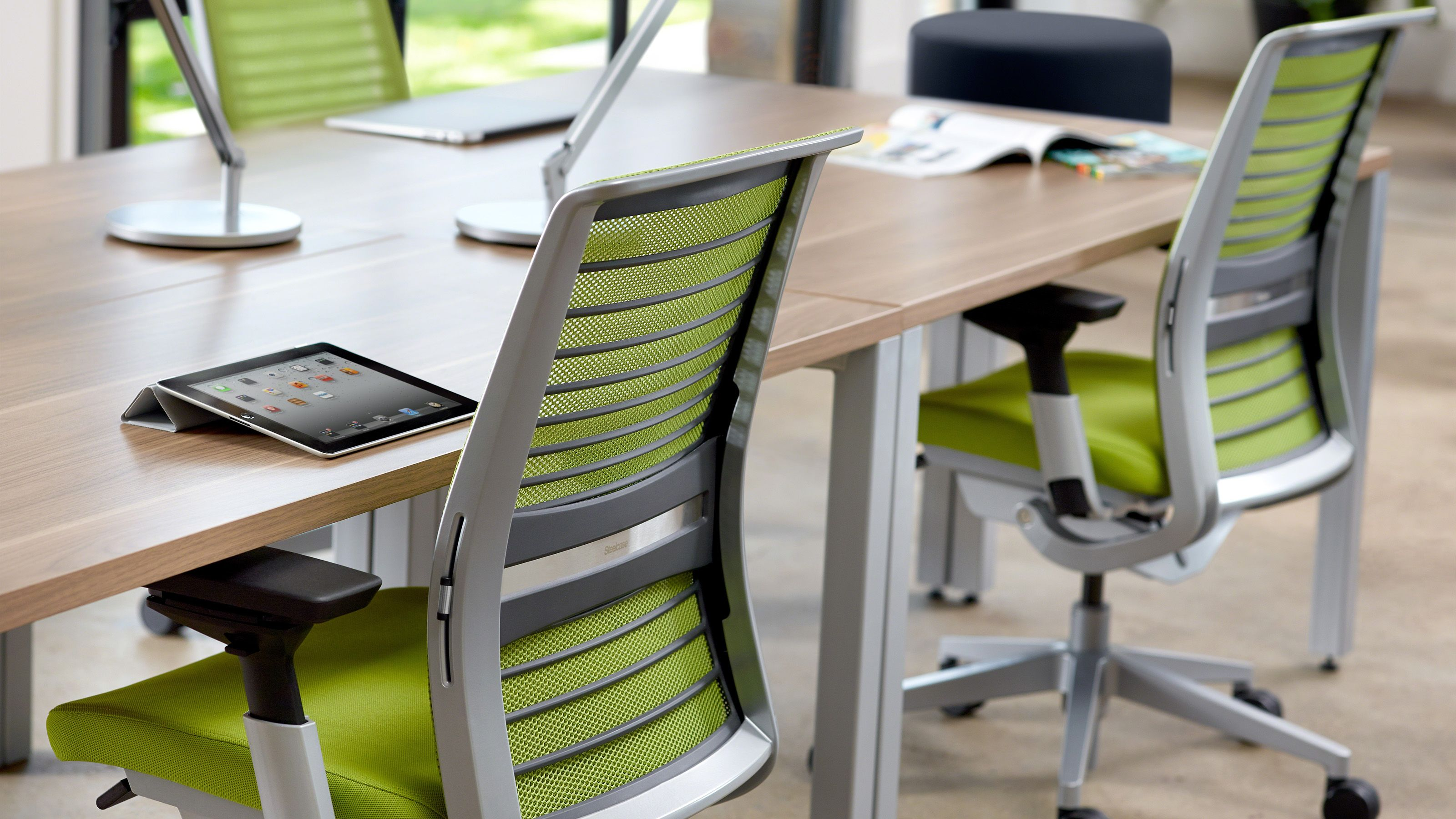 Steelcase is world renowned for their office and workspace furnishings They help create places that amplify the performance of people teams and e…