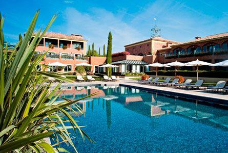 Hotel du Castellet, France