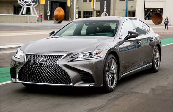 2020 Lexus V8 Coupe Exterior 2020 lexus v8 coupe The new