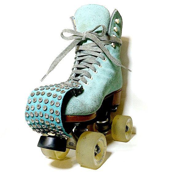 Handmade Rollerskate Toe Guards