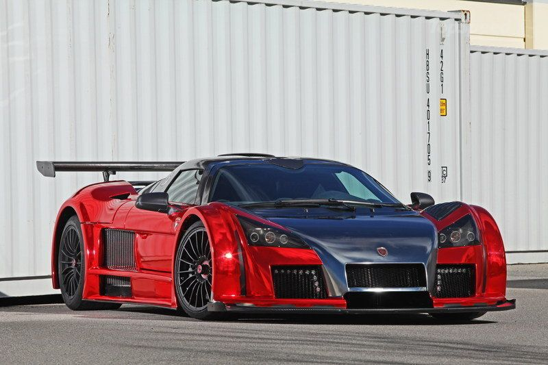 Gumpert Apollo S Ironcar By 2m Designs Doc545715 Super Cars