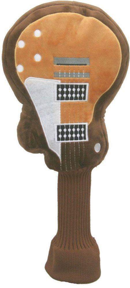 Golf! Daphne's Guitar Full Size Golf Club Headcover 460 cc #daphne