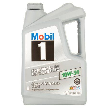 12 Pack Mobil 1 10w 30 Advanced Full Synthetic Motor Oil 5 Qts Oils Motor Oil Oil Change