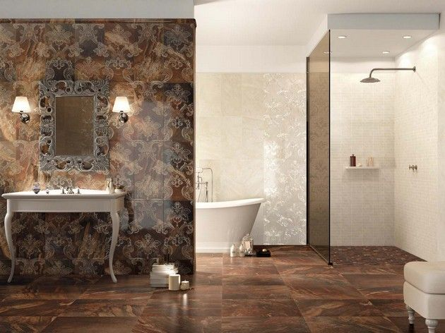 Classic Bathroom Design Ideas ~ Room decor ideas room ideas room design bathroom classic bathroom