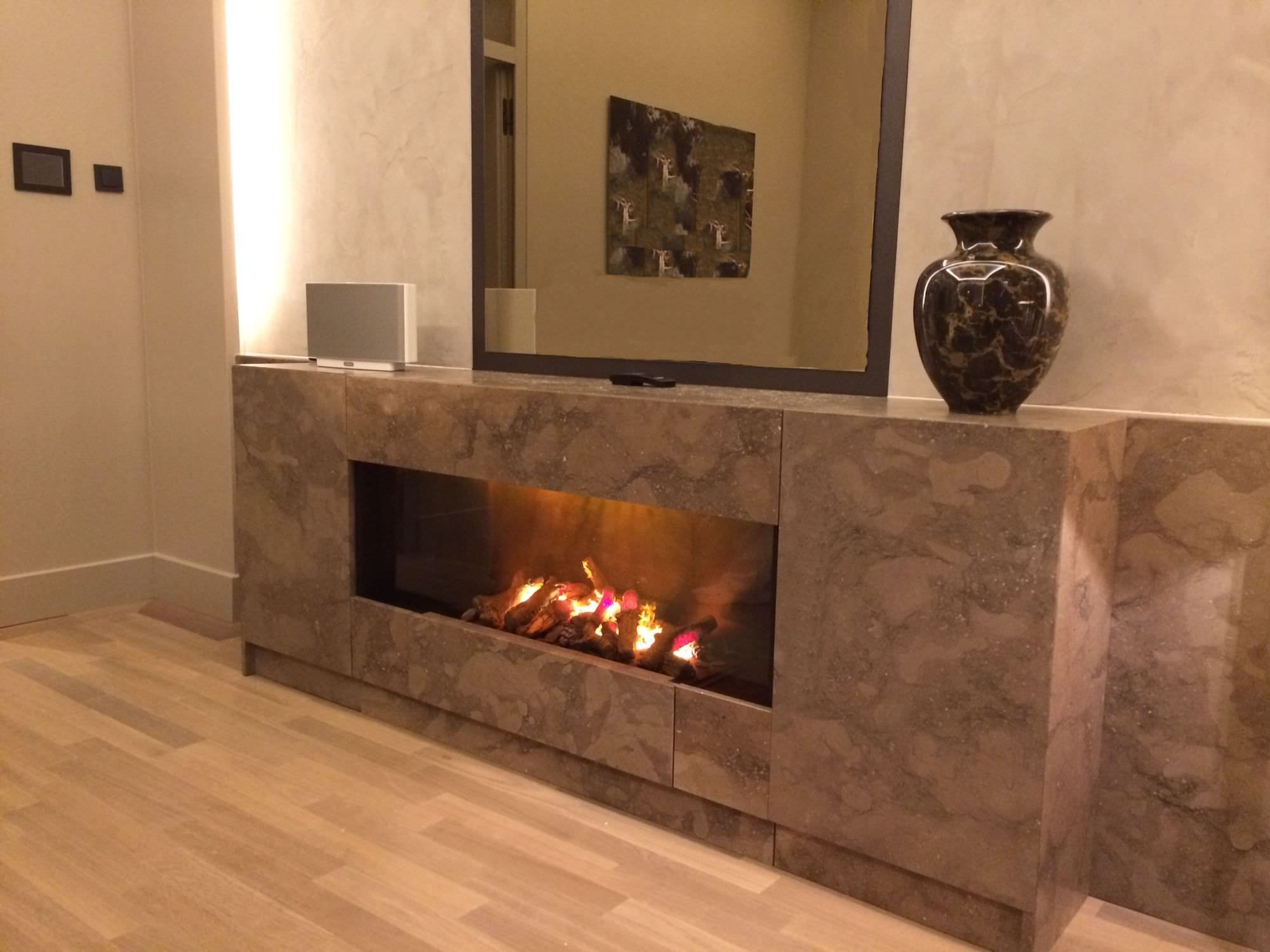 products led stainless modern see dream fireplace friendly insert surround gas with firesfriendly your montigo thru fires custom