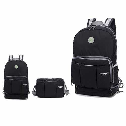Dual folding Leisure .. Outdoor waterproof Backpack : Sporting Goods Seller will pay 30% ALPHAicash as a reward when purchased at full price of $39  http://www.utoepia.com.au/index.php?a=2&b=5601