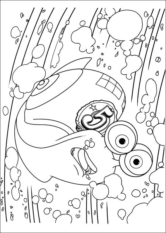 turbo 9 ausmalbilder für kinder malvorlagen zum