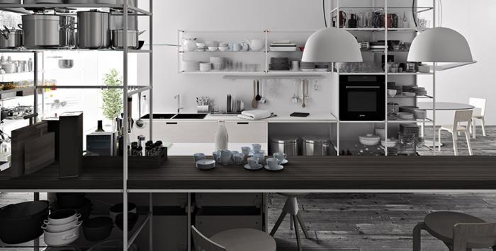 intelligent design: modular kitchens from demode | intelligent, Kuchen