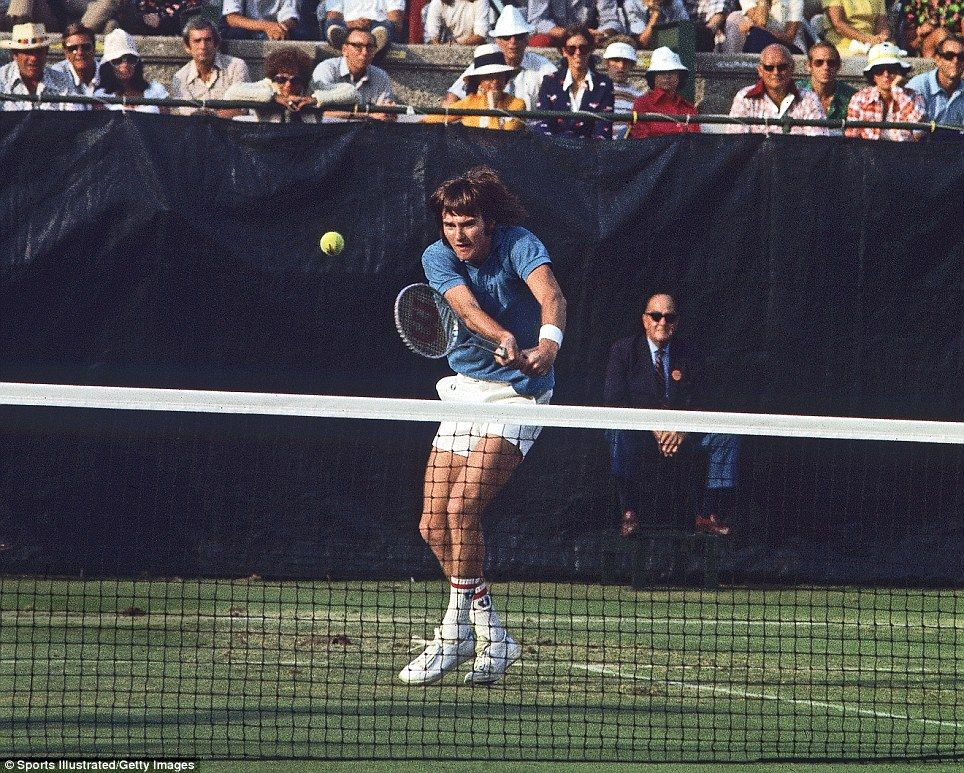 Malcolm Folley Jimmy Connors Legend Will Live Forever At The Us Open Along With These 10 Memorable New York Moments