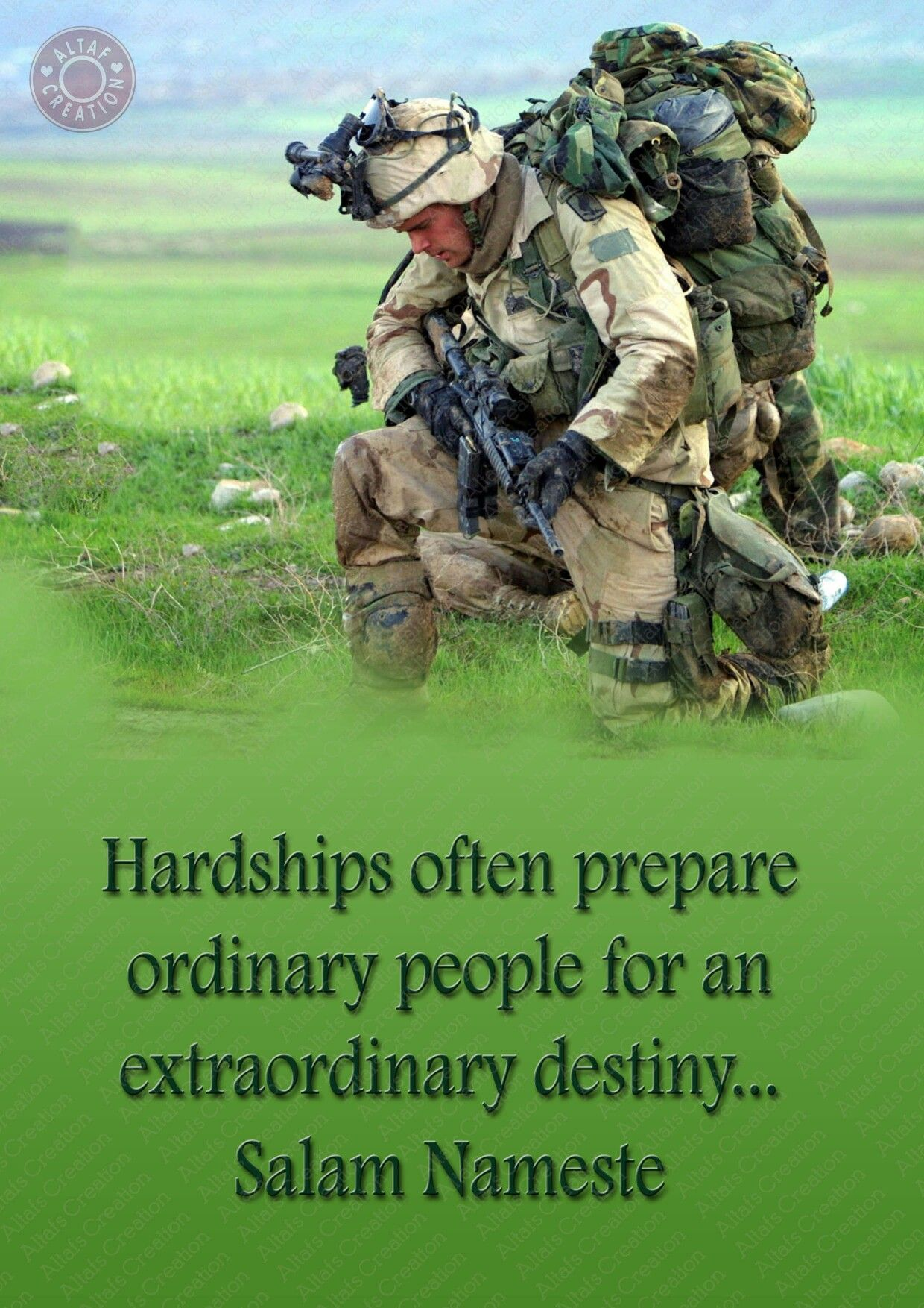 Good Morning Military Quotes   Quotes fantasyquote.com