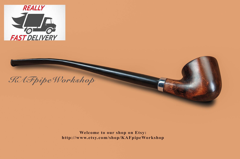 Gandalf pipe/Smoking pipe KAF218/Tobacco pipe/Lord of the Rings/Churchwarden & Gandalf pipe/Smoking pipe KAF218/Tobacco pipe/Lord of the Rings ...