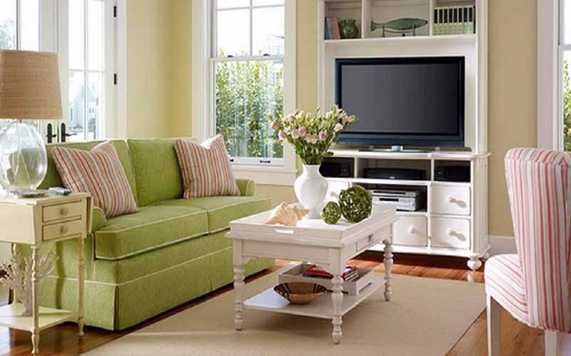 Small Living Room Decoration Hindi Cottage Style