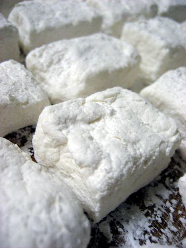 Zain's Vegan Sugar-Free Marshmallows - Zain Jamal