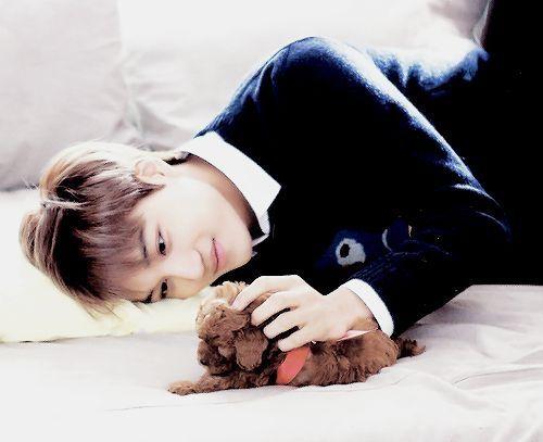 #Kai #Jongin #EXO #cute