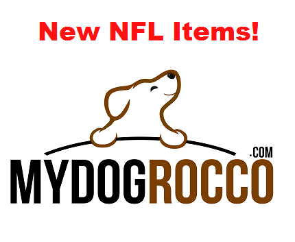 NFL gear for your Doggie