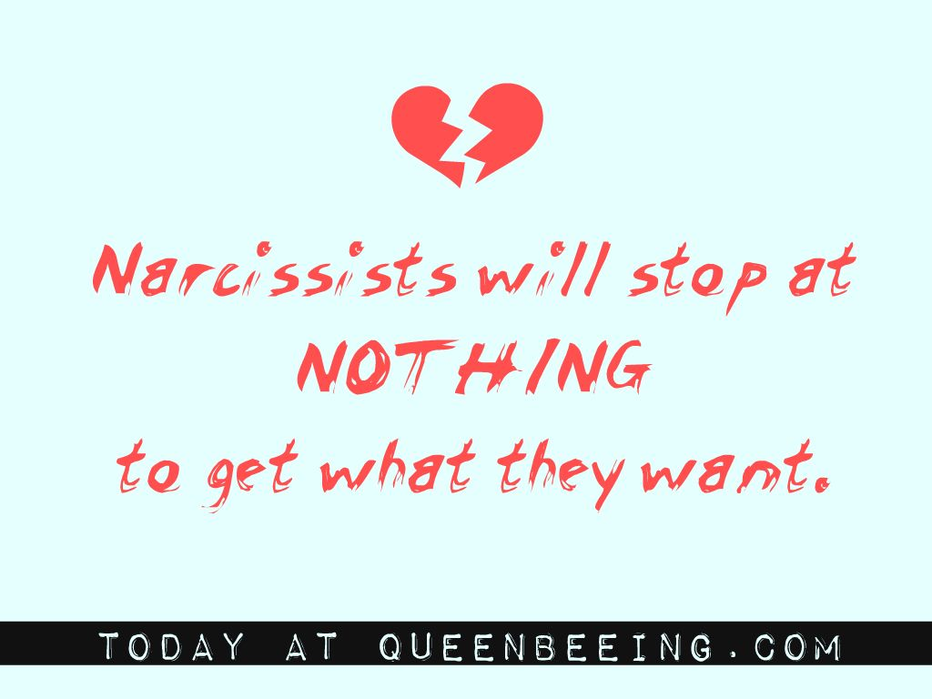 Getting a narcissist to do what you want