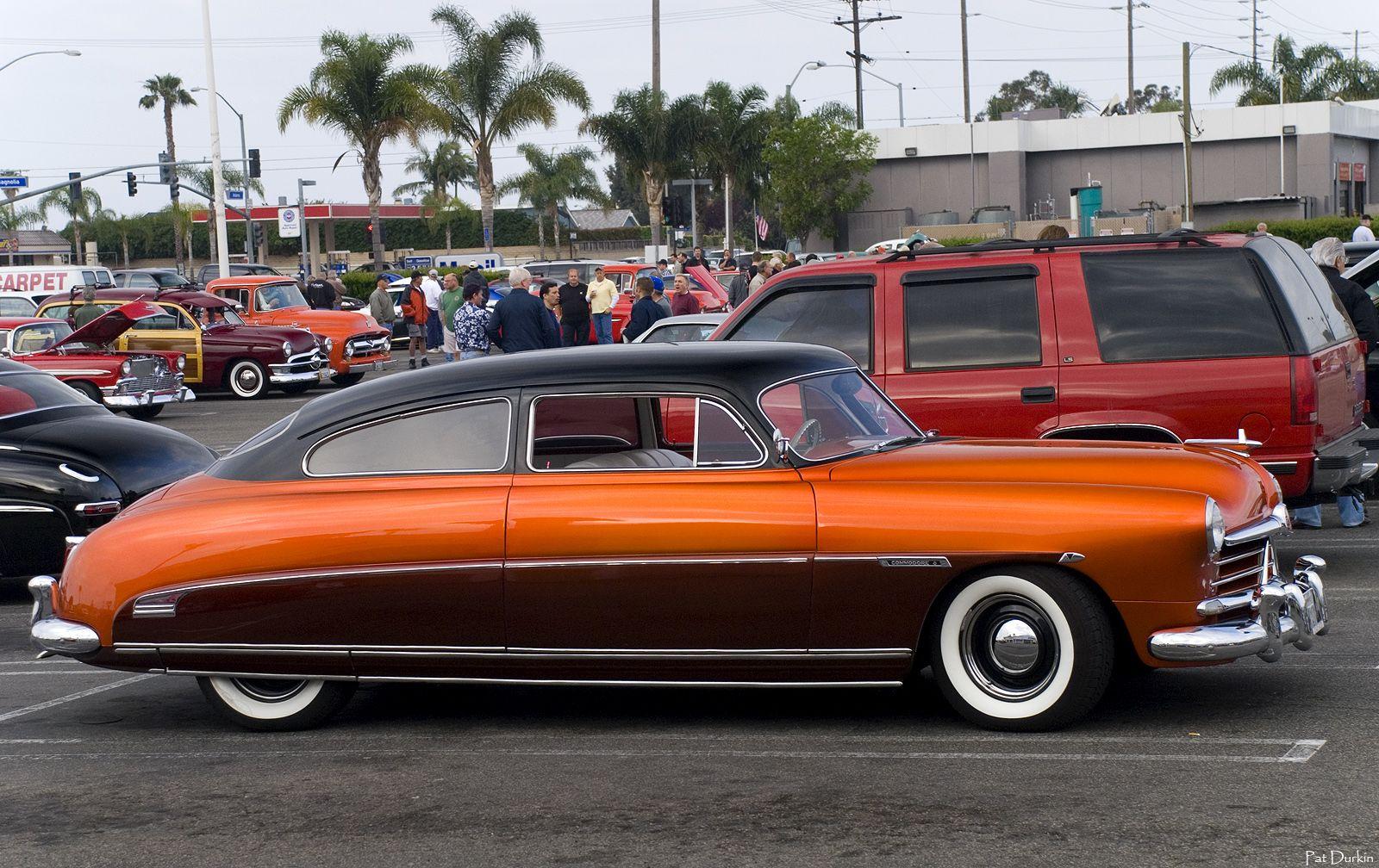 1955 dodge royal lancer convertible cream black fvr cars - Hudson Commodore 1950 Hudson Commodore 8 2 Door Coupe Mod Copper Metallic