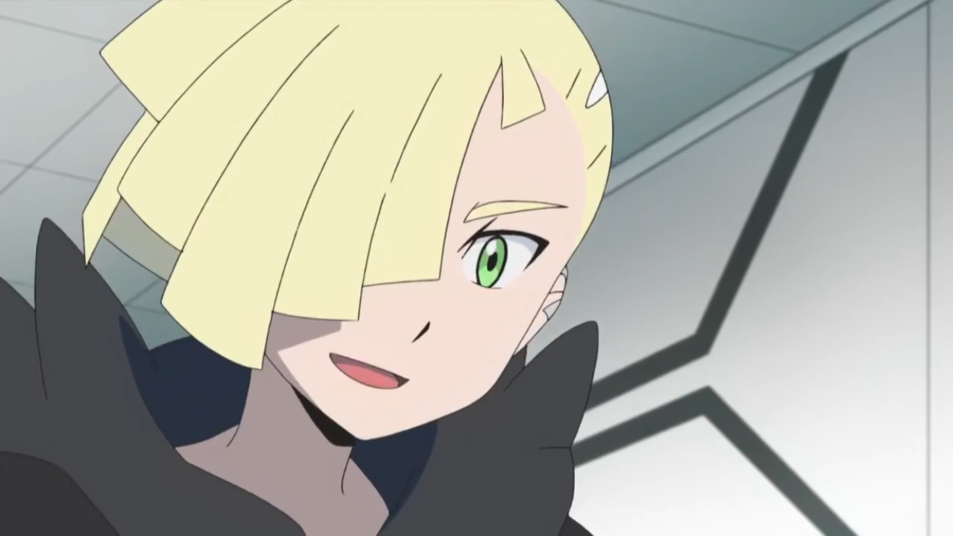 Gladion is such a cool character Gladion pokemon