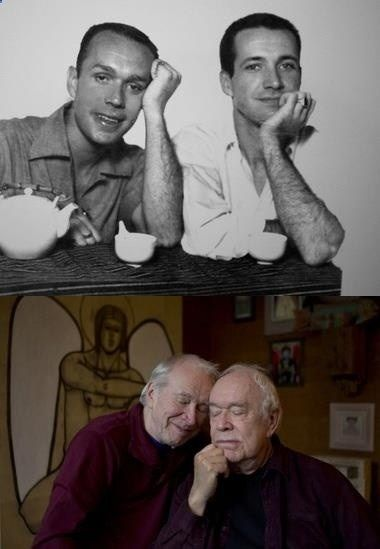 Eric Marcoux And Eugene Woodworth Will Celebrate 60 Years Together