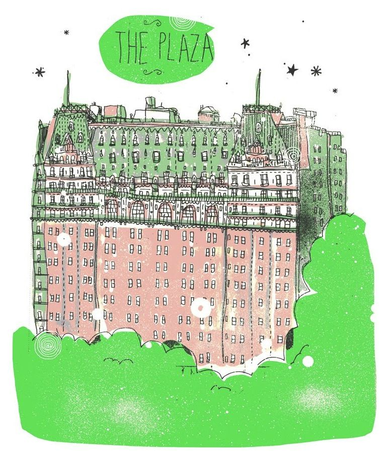 the plaza. fabulous :)