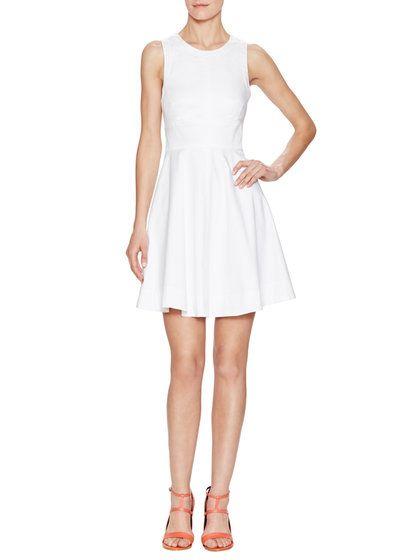 Superchick Cotton A-Line Dress
