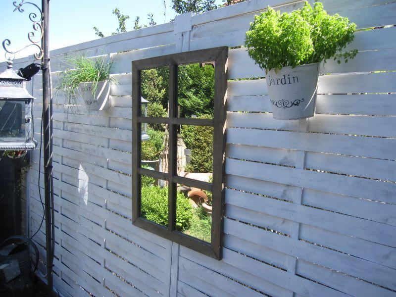 FENÊTRE SUR COUR... - une bulle de coton... | Jardin bricolage ...