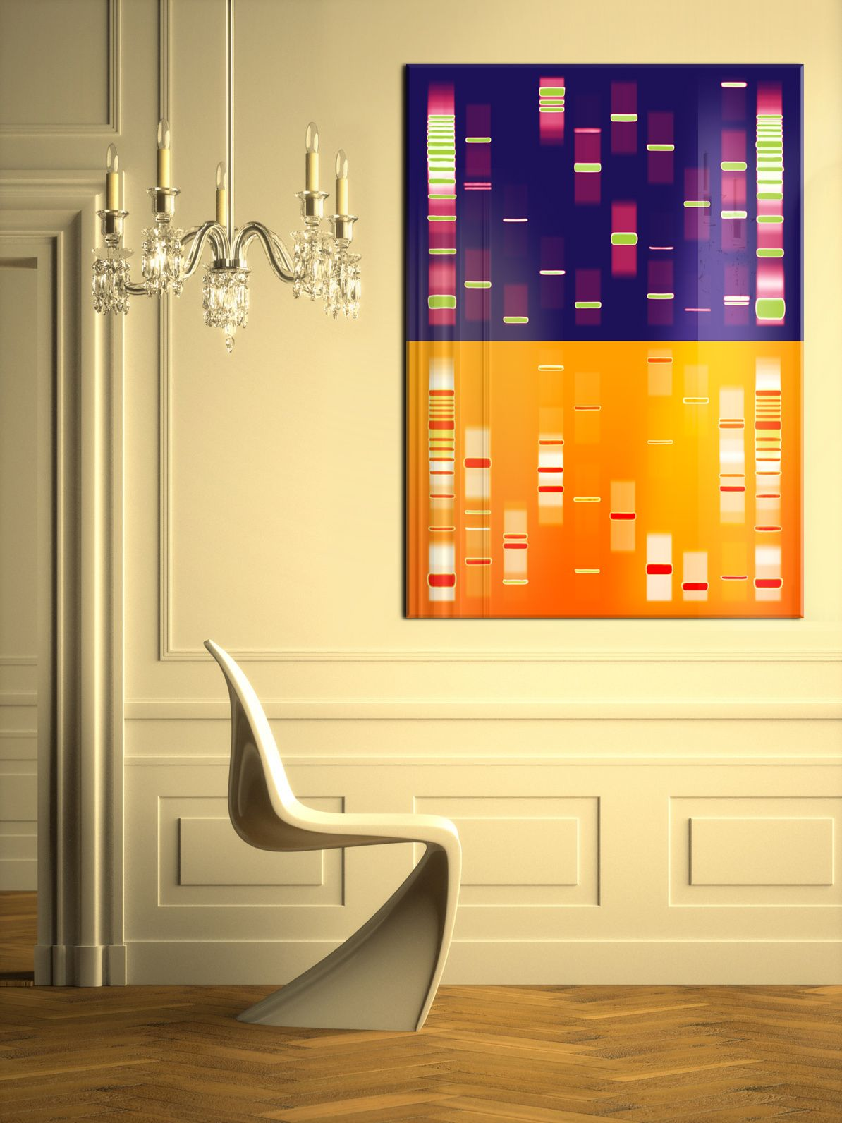 dna art | embrace your inner science geek! | Pinterest | Biology art ...
