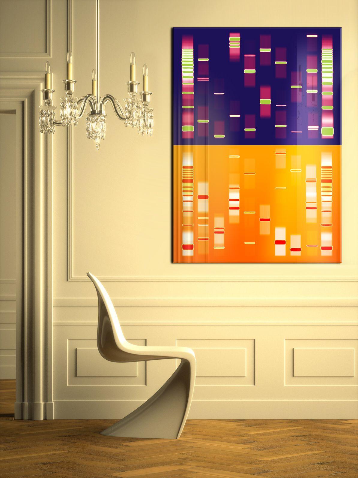 dna art | embrace your inner science geek! | Pinterest | Biology art ...