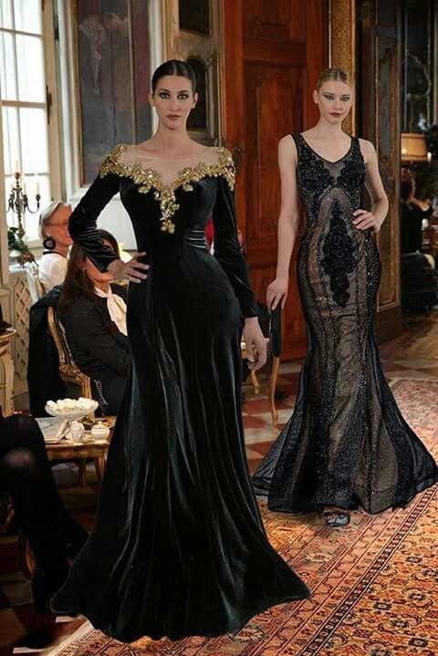Pin By Mira Brh On Robe Pinterest Black Tie Events Women Wear
