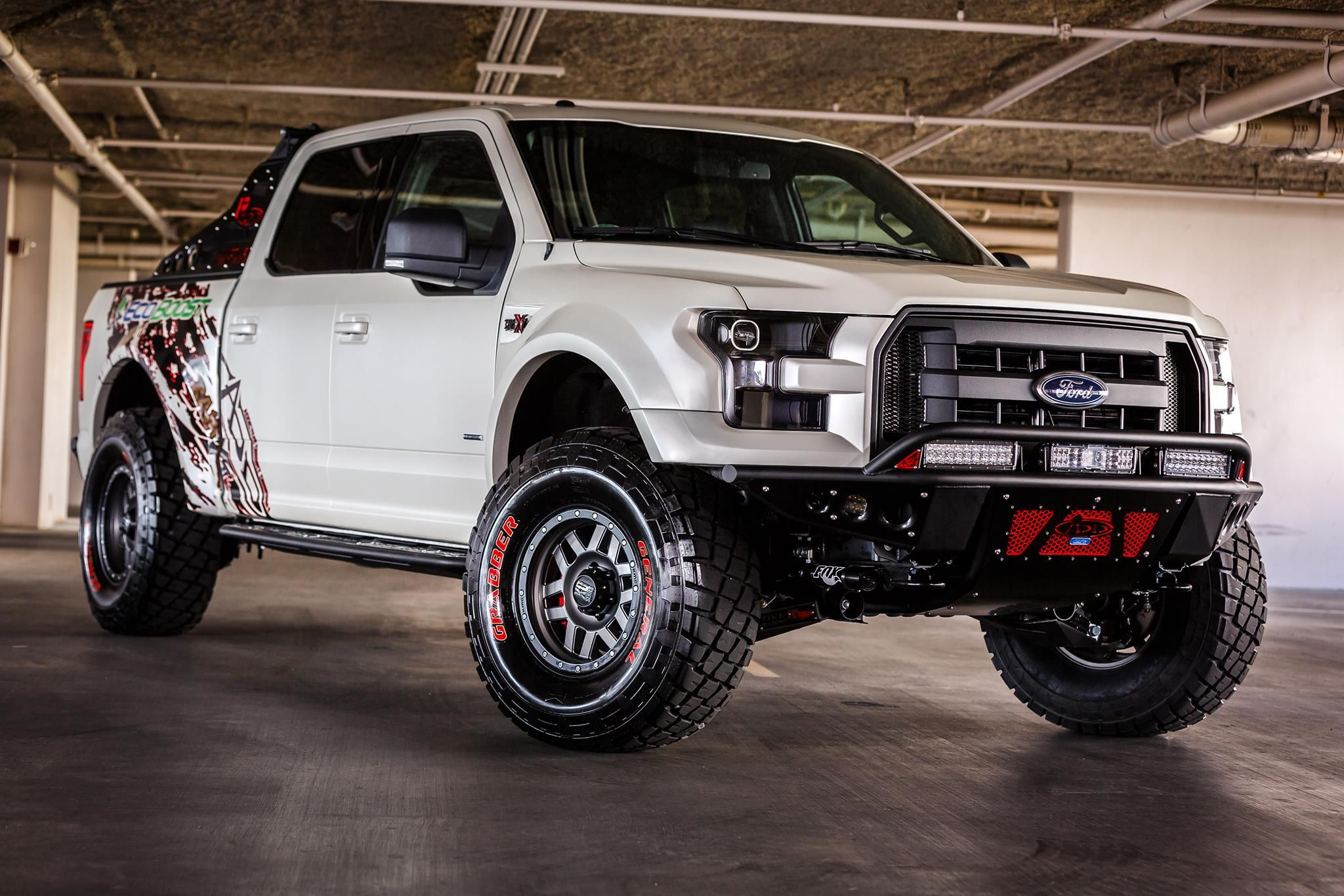 shop 2015 ford f 150 bumpers at add offroad 2015 ford f 150 pinterest. Black Bedroom Furniture Sets. Home Design Ideas