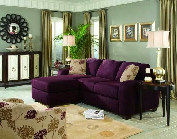 18+ Purple living room chair ideas in 2021