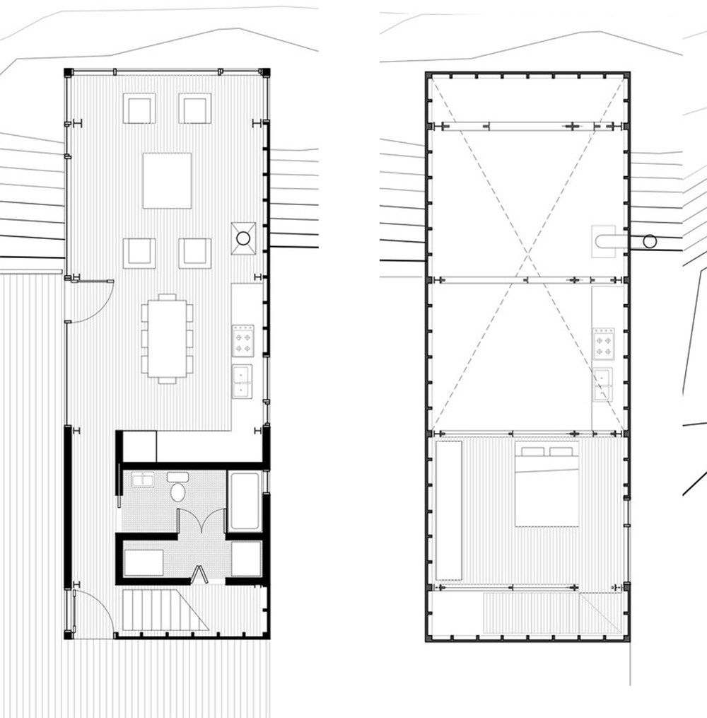 Characteristics Of Simple Minimalist House Plans Minimalist Home House Plans Architecture Blueprints