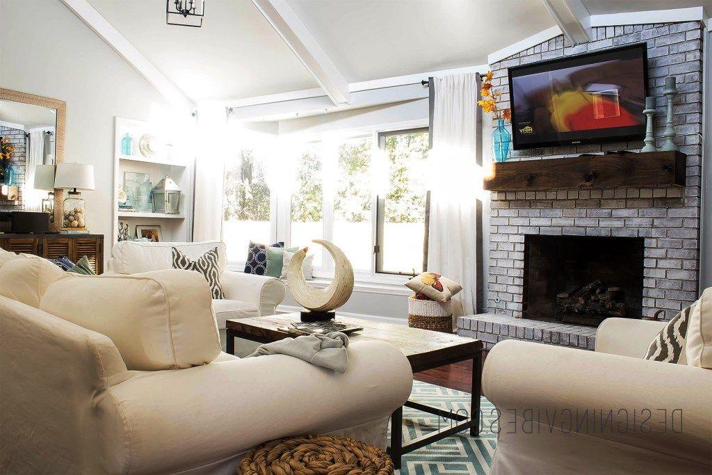 Whitewash Living Room Furniture