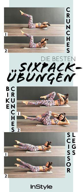 Laut Profitänzerin: Mit diesen 6 Tipps bekommt jeder einen trainierten Bauch #workout Sixpack gefäll...
