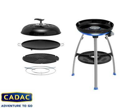 Cadac Carri Chef 2 Deluxe Cadac Skottelbraai Vrijbuiter 이미지 포함