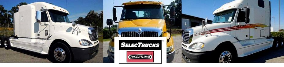 Selectrucks Of Birmingham Is Known For The Quality Freightliner Trucks They Sell Their Stock Includes A Huge S Medium Duty Trucks Freightliner Trucks For Sale