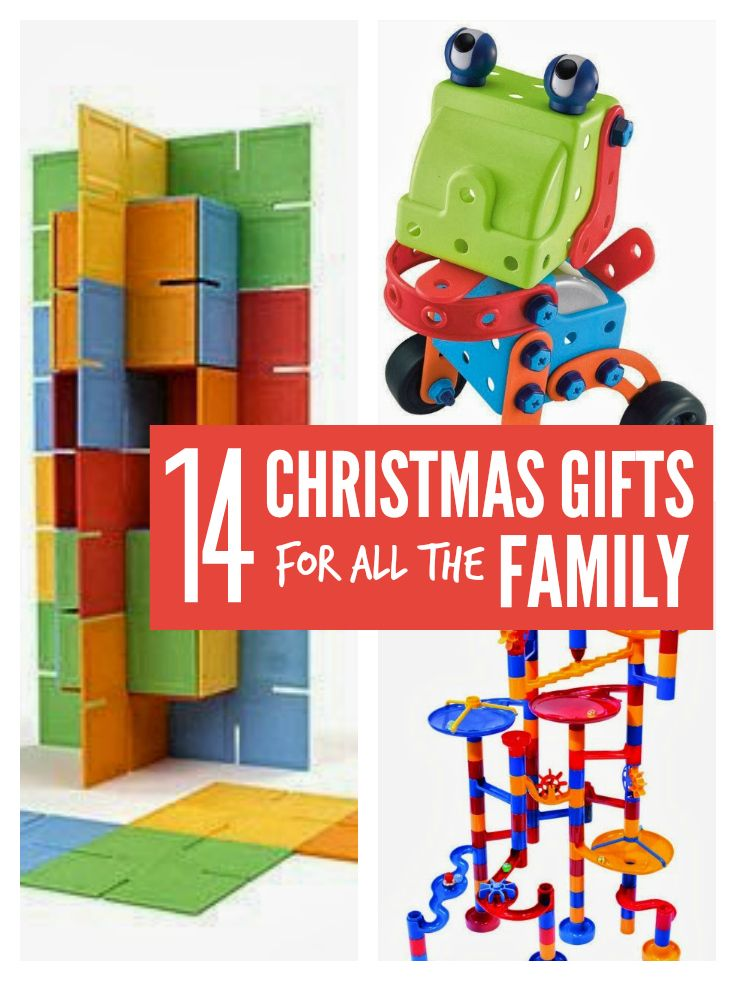 Christmas Gifts for the Whole Family Christmas gifts, Plays and Gift