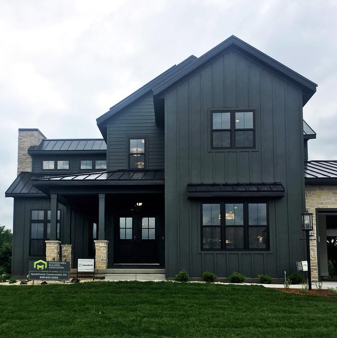 we ve been dreaming about dark exterior siding for our on modern house designs siding that look amazing id=12673