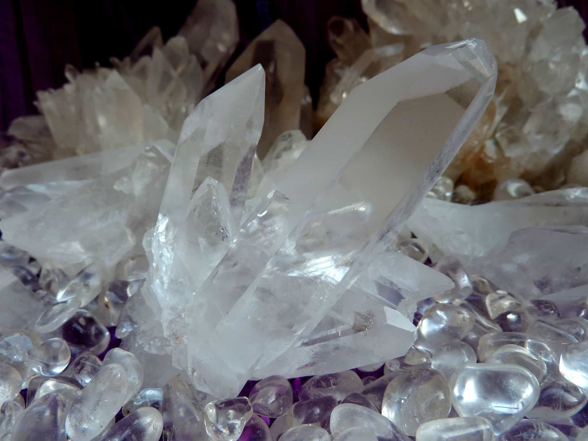 How To Clean Raw Mined Quartz