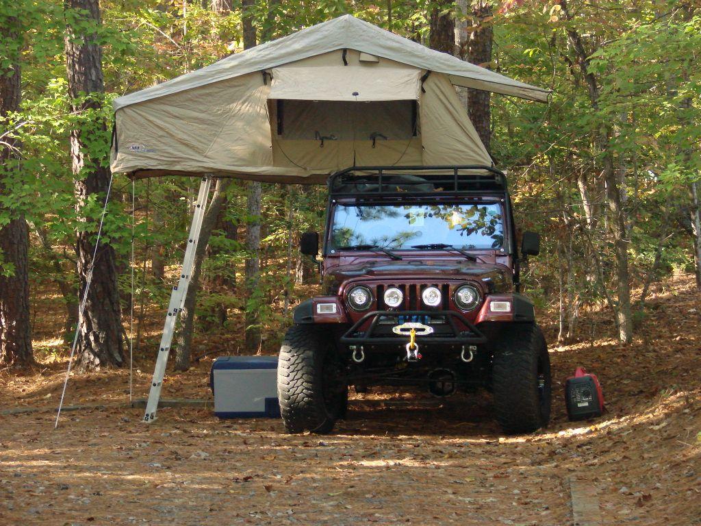off road unlimited roof racks