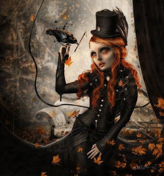 Cool Digital Art by Beth Spencer