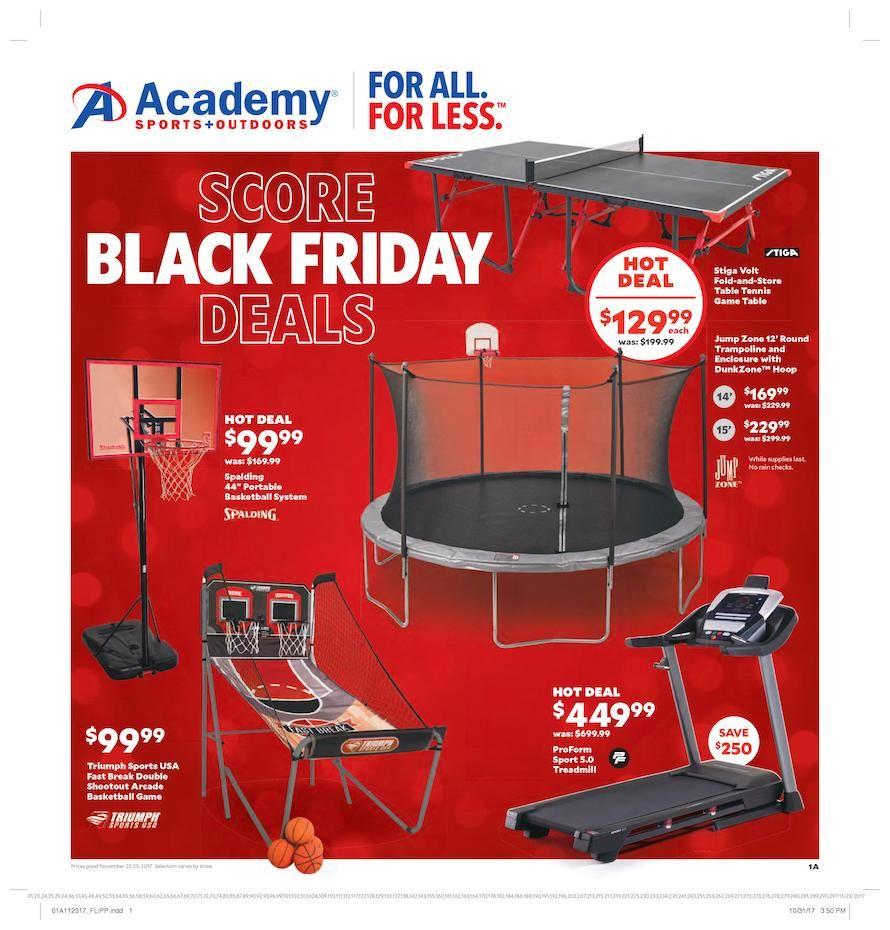 Academy Sports Black Friday Deals 2017 Black friday