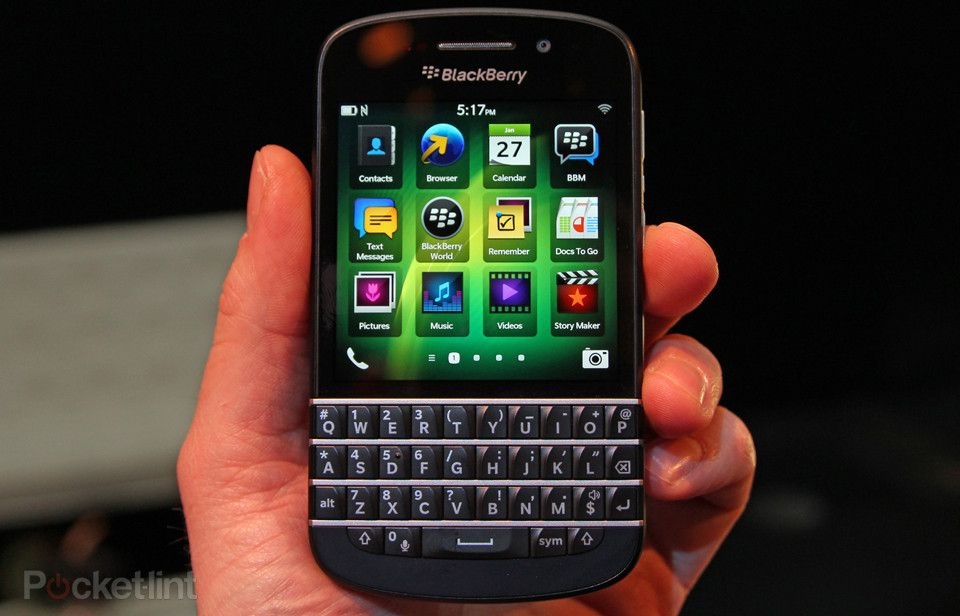 BlackBerry to Launch BlackBerry Q10 on AT&T | Products I