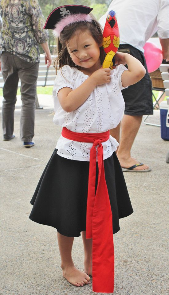 Little girl pirate costume costumes pinterest girl pirate little girl pirate costume solutioingenieria Image collections