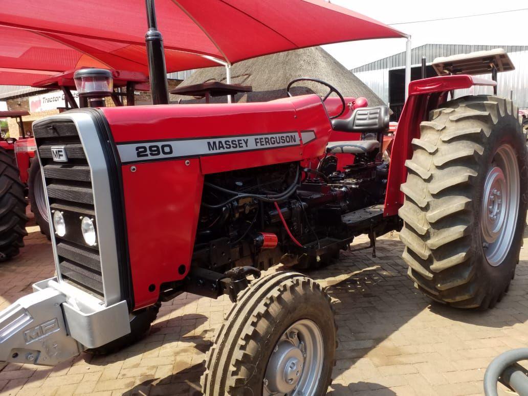 Massey Ferguson 290 Tractor Sku Sku 965 Price R155 000 00