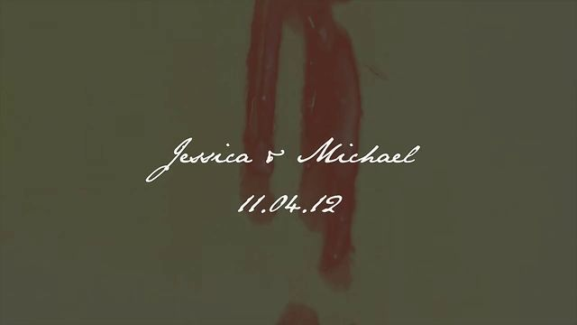 Jessica & Michael on Vimeo