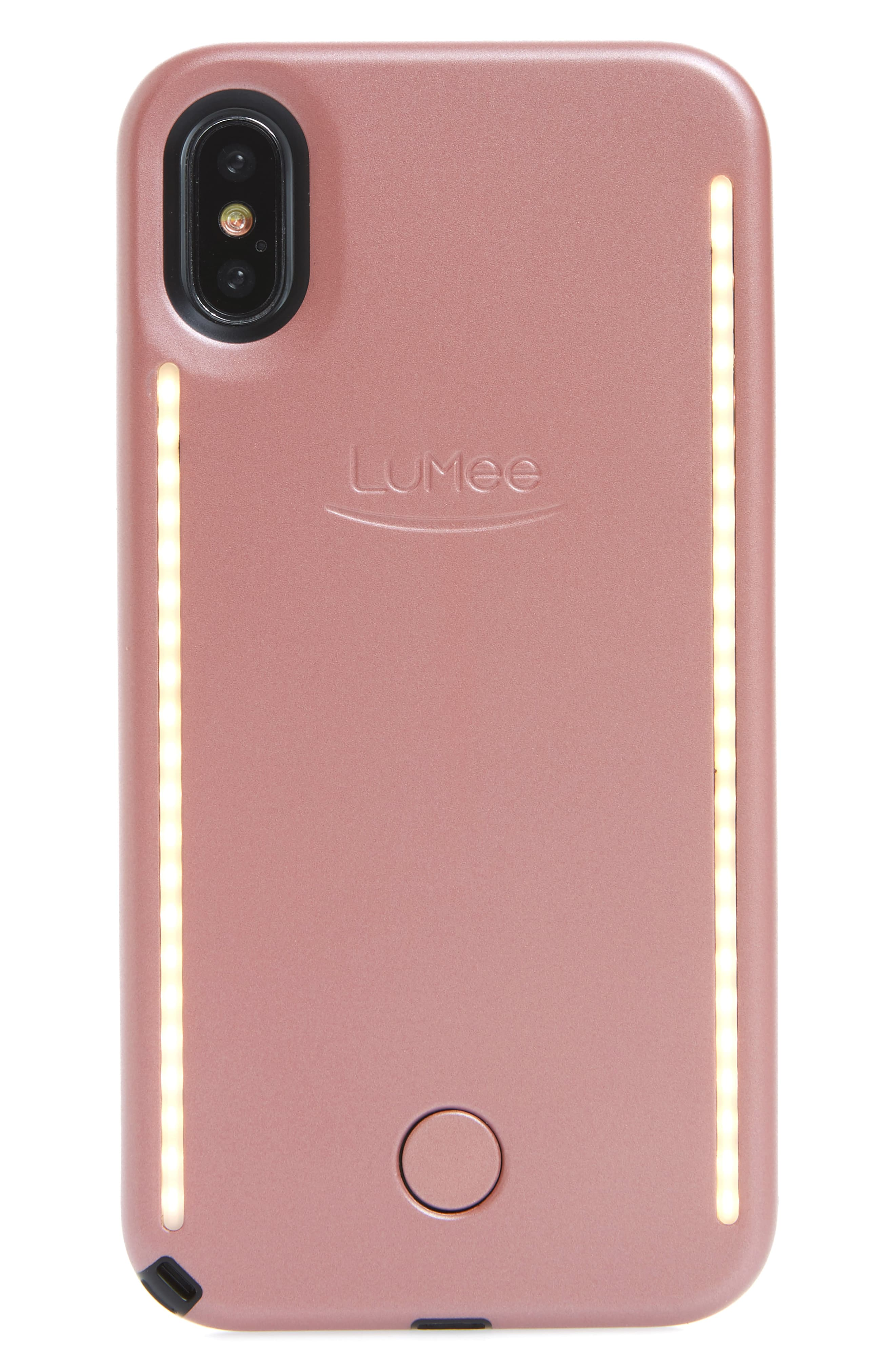 finest selection 56483 e15f5 Lumee Led Lighted Iphone X/xs Case - Pink in 2019 | Products ...