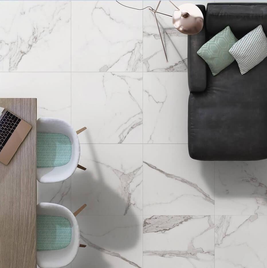 Palatina Rectified Floor Tiles 60 x 60 cm Wall and floor