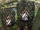 Pentikin syksyn uutta metsälyhtyä...löytyy kolmessa eri koossa...