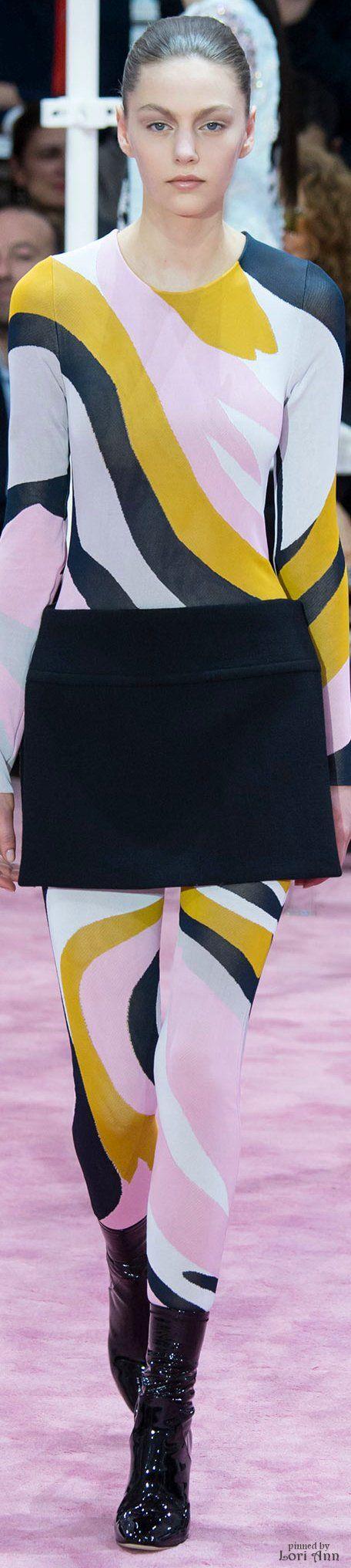 Farb-und Stilberatung mit www.farben-reich.com - Christian Dior Couture Spring 2015